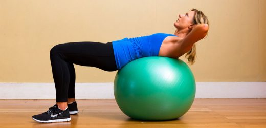 Exercise Ball Exercises Benefits