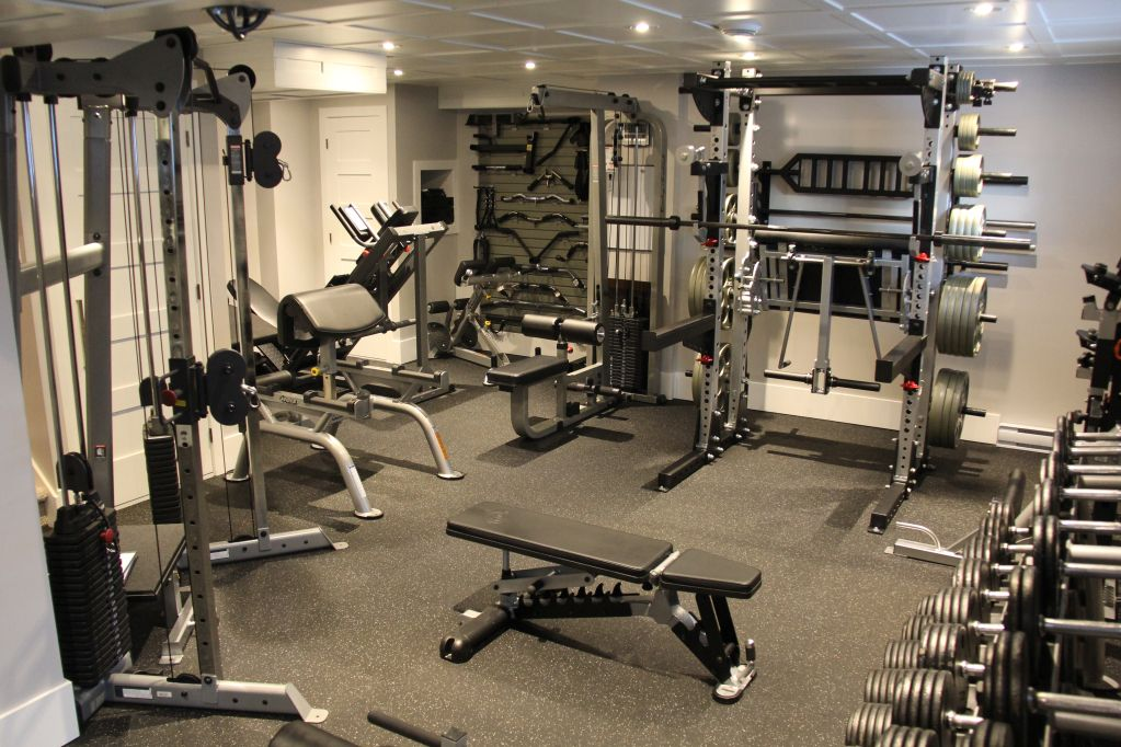 The Advantages of Owning a Home Gym