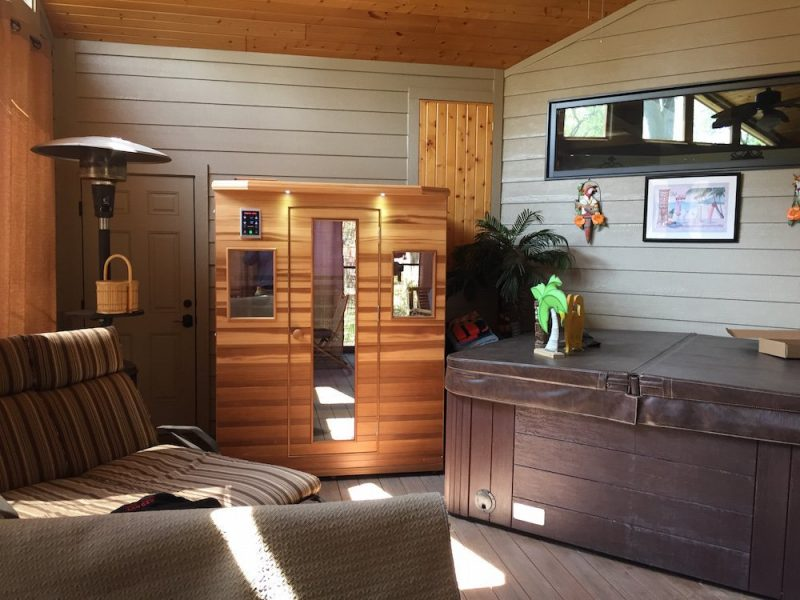 Having Full Spectrum Infrared Saunas in your Home: What are the Perks?