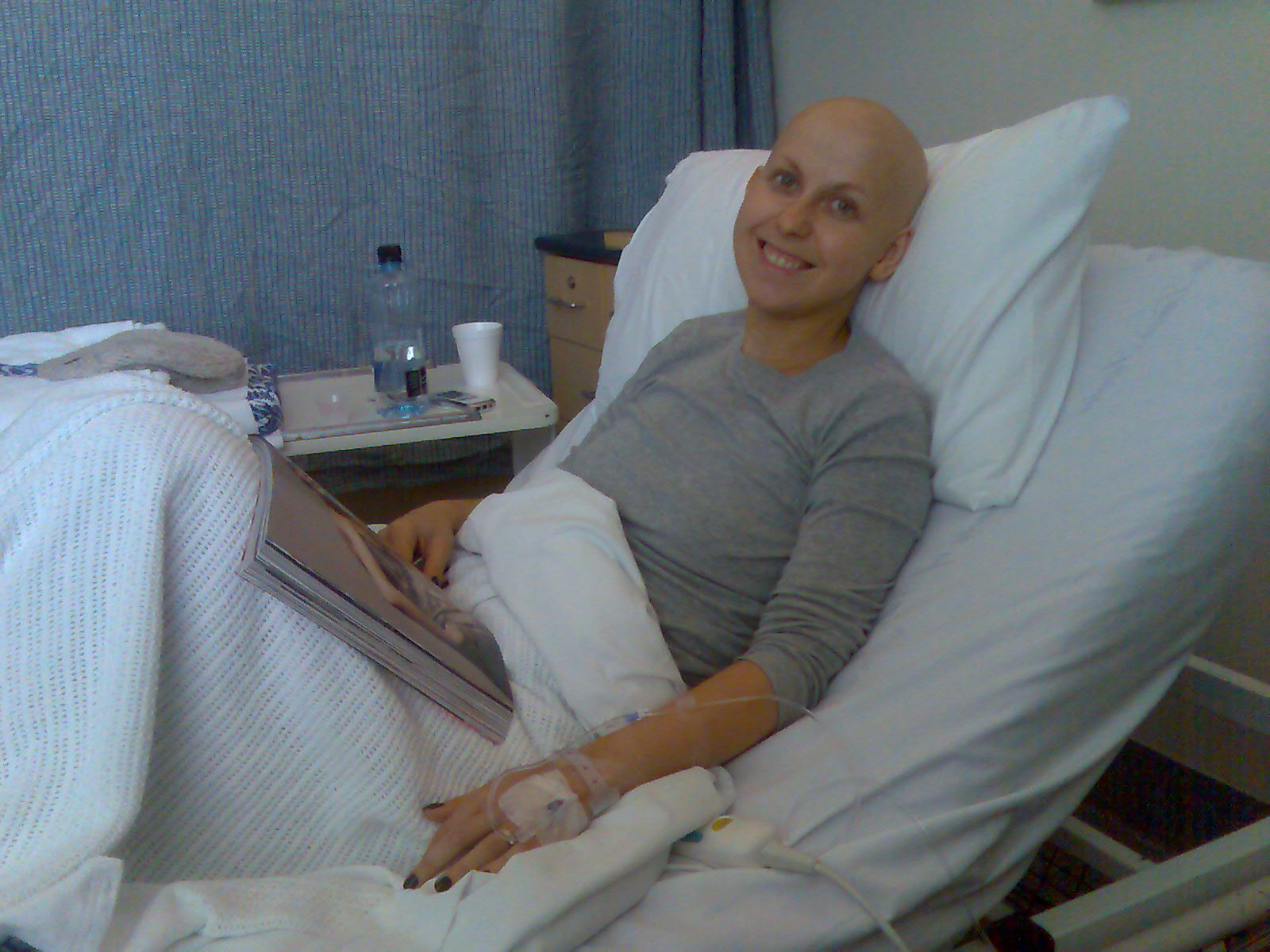 THE DESPERATION OF CANCER PATIENTS