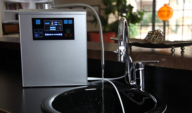 Few Reasons To Consider A Water Ionizer